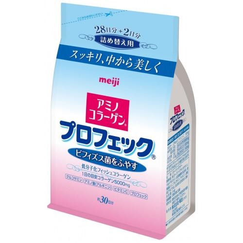 Meiji amino collagen profec tốt cho hệ tiêu hóa