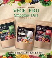 Bột rau củ quả giảm cân vege fru smoothie diet 300g