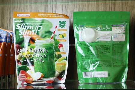 Cách dùng bột giảm cân asahi slim up slim đúng cách cho hiệu quả cao