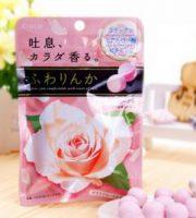 kẹo hoa hồng kracie nhật bản