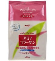 Meiji amino collagen dạng bột chính hãng Nhật Bản