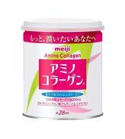 Meiji amino collagen dạng bột hộp 200g