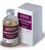 Serum nhau thai heo placenta extract nhật bản