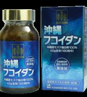 Tảo nâu okinawa fucoidan kanehide bio loại 180 viên Nhật Bản