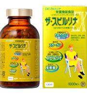 Tảo vàng Spirulina EX loại hộp 1000 viên Nhật Bản
