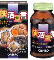 Tinh chất hàu tươi tỏi nghệ orihiro Nhật Bản