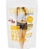 Trà giảm cân charming tea nhật bản 30 gói