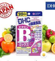 Viên uống bổ sung vitamin B-mĩ DHC của nhật bản
