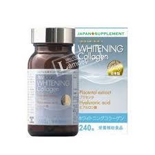 Collagen Whitening Aishodo dạng viên Nhật Bản