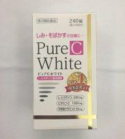 viên uống Pure White C Nhật Bản