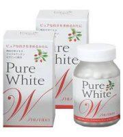 Viên uống trắng da Pure White Shiseido dạng viên – 270 viên