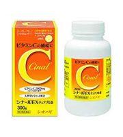 Viên uống vitamin C cinal nhật bản 300 viên