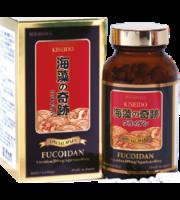 Kiseido Fucoidan hộp 180 viên chính hãng của Nhật Bản