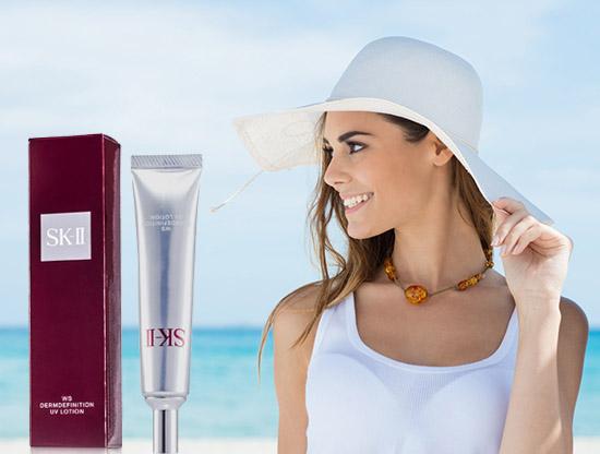 SKII Whitening Source Derm Definition UV Lotion SPF50/pa+++