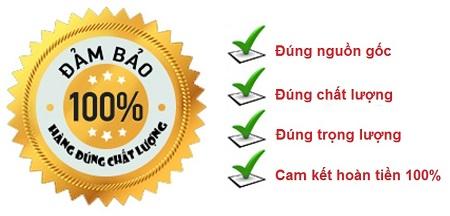 Cam kết bán hàng đảm bảo chất lượng