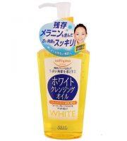 Dầu tẩy trang trắng da Kose Softymo White Cleansing Oil 230 ml
