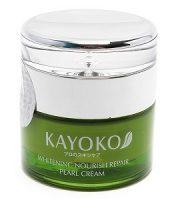 Kem chống nắng trắng da kayoko pearl cream nhật bản