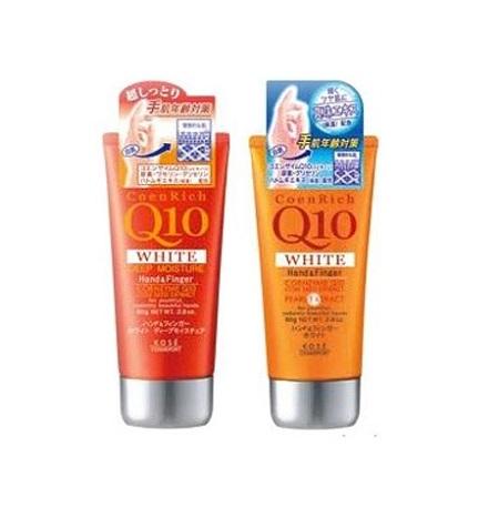 Kem dưỡng da tay q10 có 2 loại phù hợp với từng loại da tay