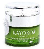 Kem dưỡng da ban ngày kayoko- giải pháp cho làn da nhạy cảm