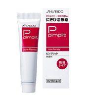 Kem trị mụn trứng cá shiseido pimplit 18gr nhật bản