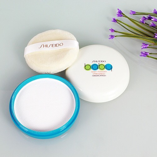 Phấn rôm Shiseido Baby Powder Pressed 50gr Nhật Bản