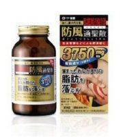 Thuốc giảm mỡ bụng rohto 3750mg hộp 252 viên