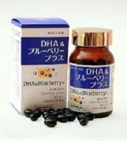 Viên uống bổ mắt tăng cường trí nhớ josephine DHA & blueberry plus