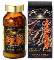 Viên uống đông trùng hạ thảo royal gold cao cấp nhật bản