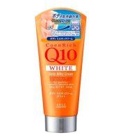 Kem dưỡng trắng da toàn thân Kose Coenrich Q10 White Body Milky Cream 160g