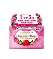Kem dưỡng Meishoku Organic Rose Skin Conditioning Gel 5 in 1