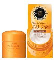 Kem dưỡng Shiseido Aqualabel Cream Ex màu vàng