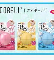 Lăn khử mùi Rohto DeoBall Deodorant 24h Nhật Bản