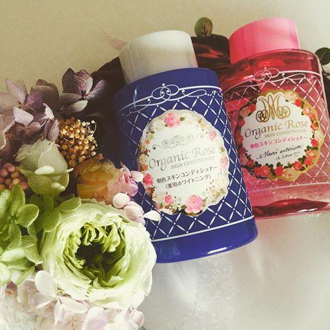 Nước Hoa Hồng Meishoku Organic Rose Skin Conditioner Review