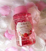 Nước hoa hồng Meishoku màu đỏ dưỡng ẩm tự nhiên