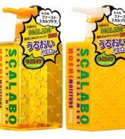 Bộ dầu gội Scalabo Hoshi dành cho da đầu khô 300ml