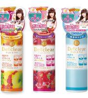 Tẩy da chết Detclear Bright and Peel 180ml Nhật Bản