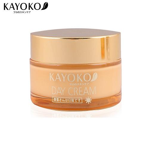 Kem dưỡng ẩm da ban ngày Kayoko Day Cream