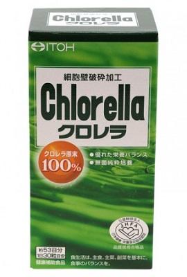 tảo lục tiểu cầu chlorella nên uống đúng liều